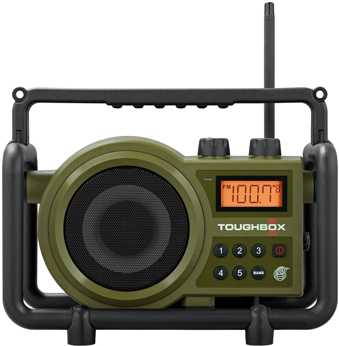 Sangean Toughbox TB-100 Rugged Radio
