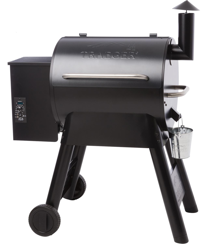 Traeger Blue Pro Series 22 Wood Pellet Grill - TFB57PUB