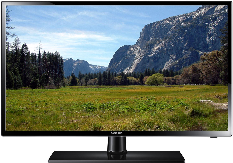 """Samsung 19"""" Black LED 720P HDTV"""