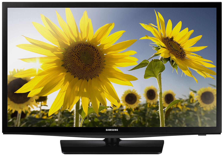 """Samsung 24"""" Black LED 720P HDTV"""