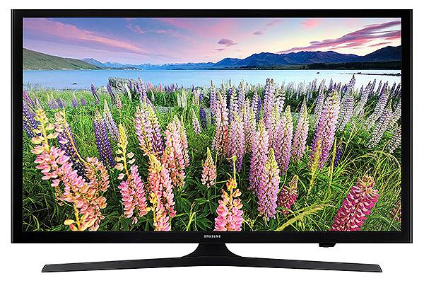 """Samsung 50"""" Black LED 1080P Smart HDTV"""