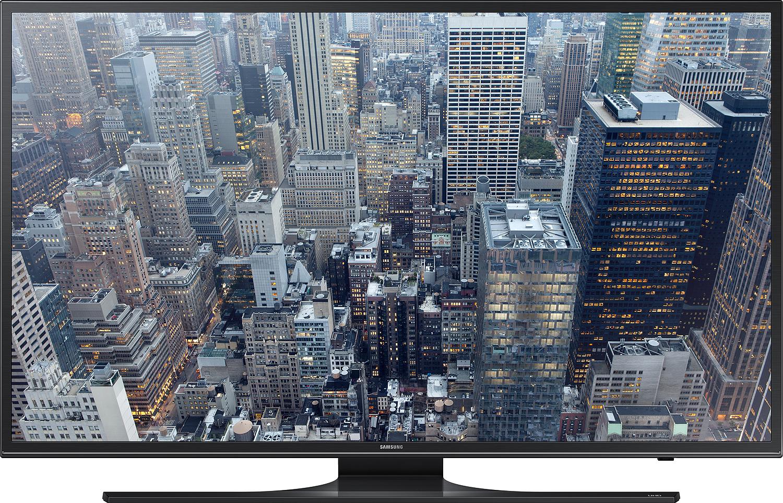 """Samsung 75"""" Black UHD 4K LED Smart HDTV"""
