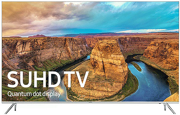 "Samsung 60"" SUHD 4K LED Smart HDTV"