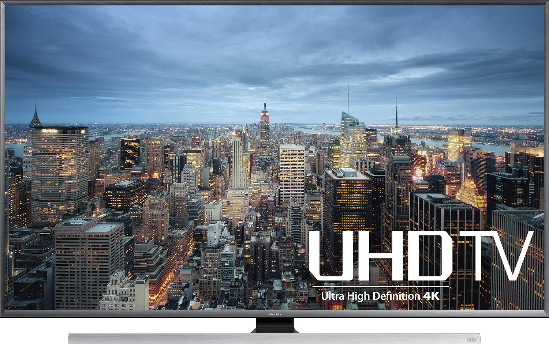 """Samsung 85"""" Black UHD 4K LED Smart 3D HDTV"""