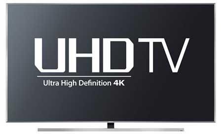 "Samsung 75"" Class UHD 4K LED Smart HDTV"