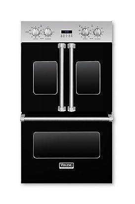 Viking 30 Quot French Door Double Oven Vdof730bk