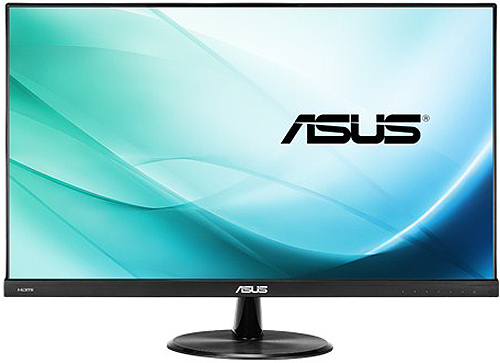 "Asus 23"" Black IPS LED Computer Monitor"