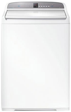 Fisher & Paykel White WashSmart Top Loading Washer