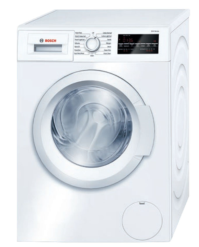 Bosch 24 Quot 300 Front Loading Compact Washer Wat28400uc
