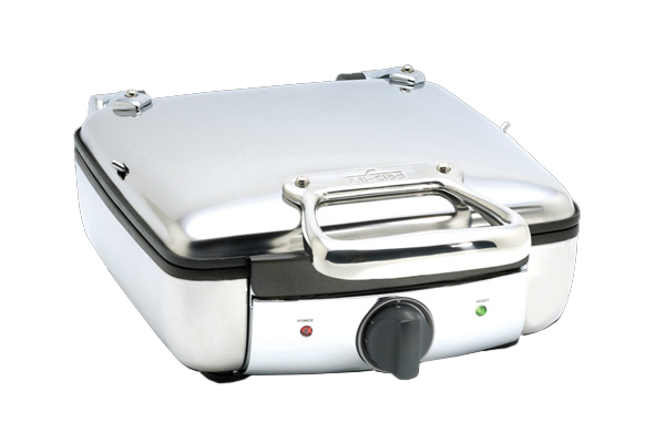 All-Clad Stainless Steel Square Electric Belgian Waffle Maker - 99010GT