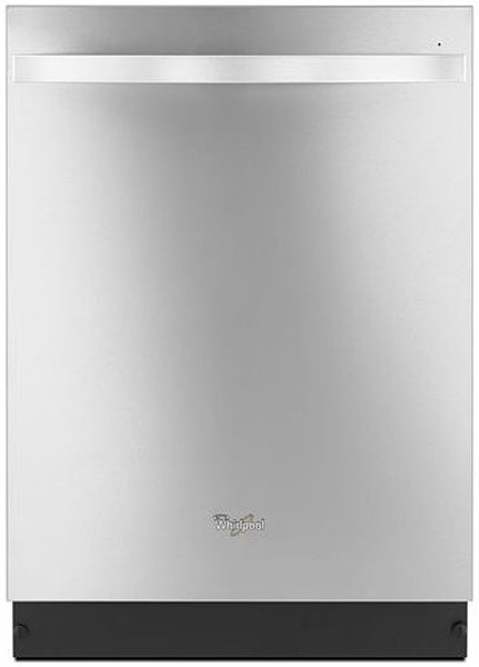 Whirlpool Gold Stainless Steel Built-In Dishwasher