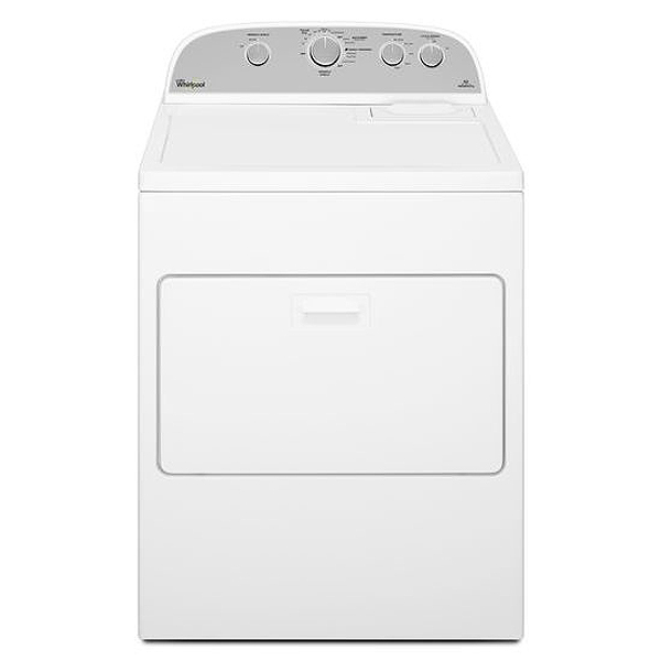 Whirlpool WED4915E 29 Inch Wide 7.0 Cu. Ft. Electric Dryer with AccuDry White