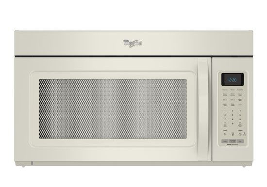 Whirlpool Biscuit 1.9 Cu. Ft. Over-The-Range Microwave Ho...