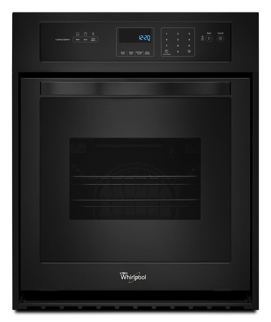 Whirlpool 3 1 Cu Ft Single Wall Oven Wos51es4eb