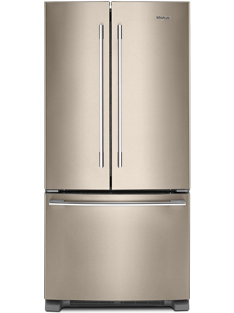 Whirlpool Bronze French Door Refrigerator Wrfa32smhn
