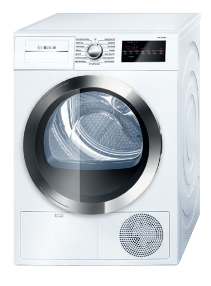 Bosch 24 Quot 800 Series Condensation Dryer Wtg86402uc