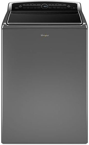 Whirlpool Cabrio 5.3-cu ft High-Efficiency Top-Load Washer with
