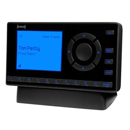 Audiovox XM Onyx EZ With Home Kit