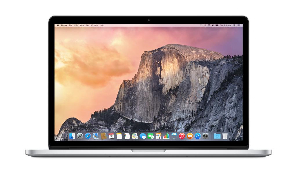"Apple MacBook Pro 15.4"" With Retina Display 2.5GHz Intel ..."