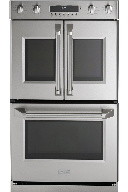 Ge Monogram 30 Quot Professional Double Wall Oven Zet2flss