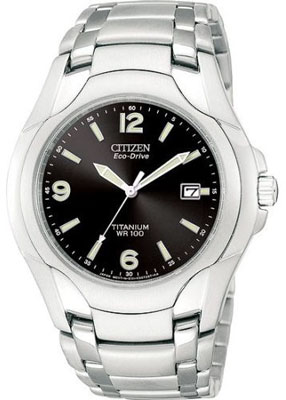 Citizen Eco-Drive Caliber E100 Mens Watch