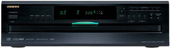 Onkyo 6 Disc CD Player Changer