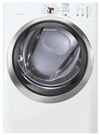 Electrolux 8.0 Cu. Ft. EIMGD55I White Gas Front Load Dryer