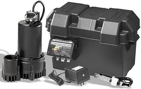 Wayne 12-Volt Battery Back-Up System