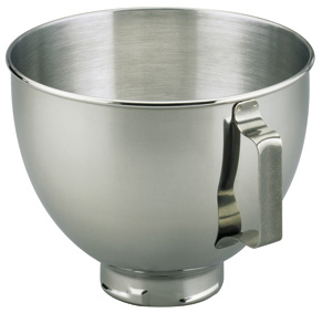 KitchenAid 4.5 Quart Mixer Bowl With Handle