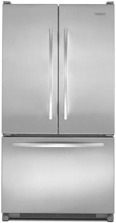 Merveilleux Kitchenaid Architect Series II French Door Bottom Freezer Refrigerator    KBFS25EVMS   Abt