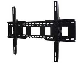 "Sanus 27""-90"" Black Tilting TV Wall Mount"