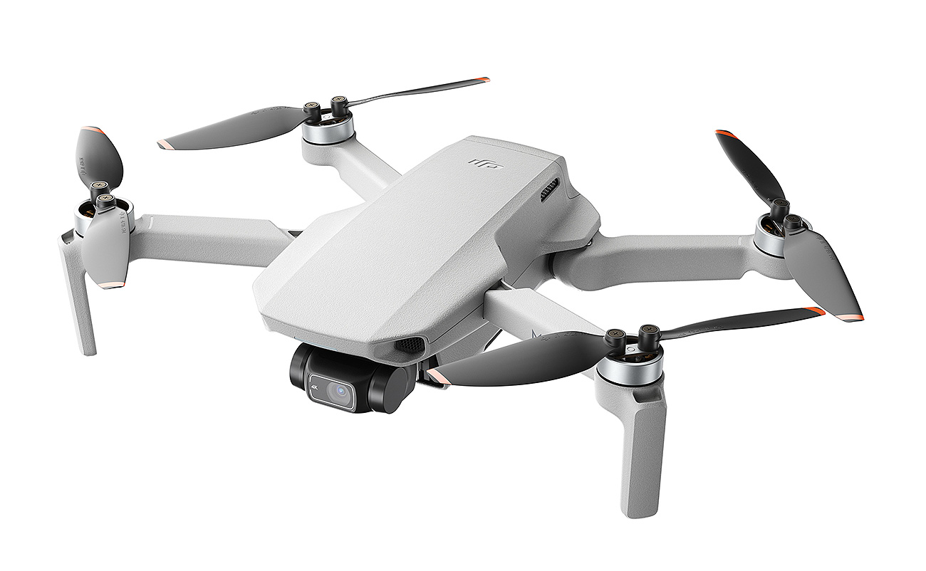 DJI Mini 2 Fly More Combo Drone CP.MA.00000306.01