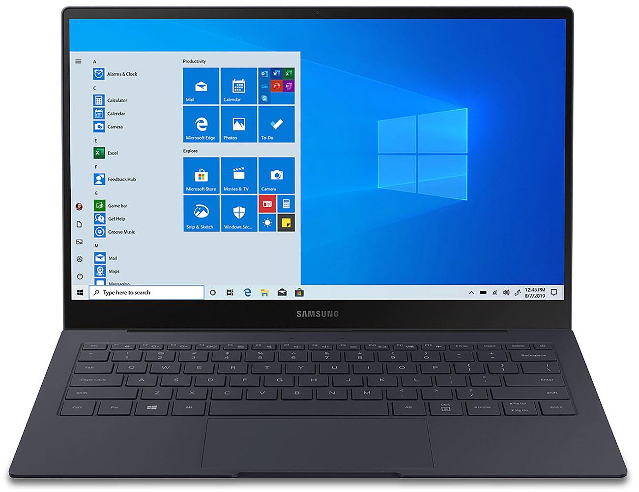 Samsung Galaxy Book S 13.3     Laptop Intel Core i5-L16G7 8GB RAM 256GB SSD, Intel UHD Graphics NP767XCM-K01US