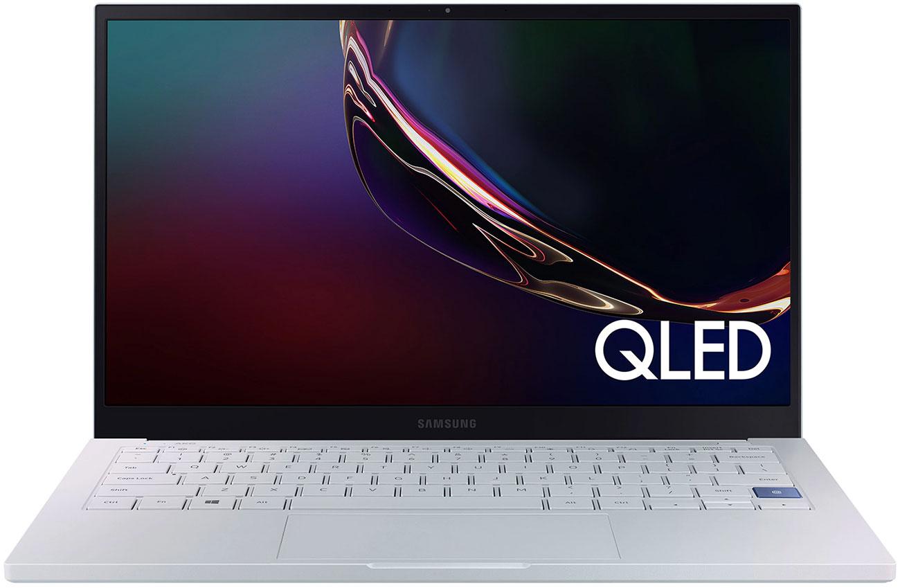 Samsung Galaxy Book Ion 13.3     QLED Laptop Intel Core i7-10510U 8GB RAM 512GB SSD, Intel UHD Graphics NP930XCJ-K01US