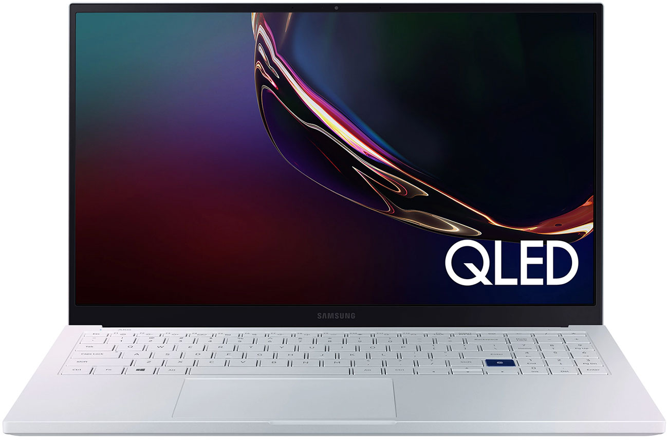 Samsung Galaxy Book Ion 15.6     QLED Laptop Intel Core i7-10510U 8GB RAM 512GB SSD, Intel UHD Graphics NP950XCJ-K01US