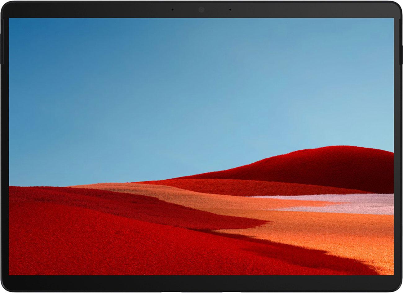 Microsoft Surface Pro X Matte Black 13     Tablet Microsoft SQ 2 16GB RAM 256GB SSD WiFi   LTE 1WT-00014