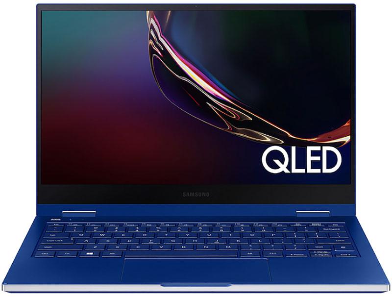 Samsung Galaxy Book Flex Royal Blue 13.3 Laptop Intel i7-1065G7 8GB RAM 512GB SSD, Intel Iris Plus Graphics NP930QCG-K01US