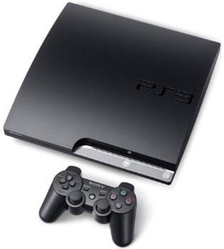 Sony PlayStation 3 Slim 160GB Video Game System - 98418