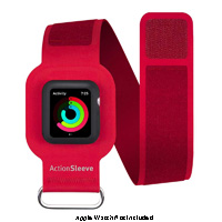 Twelve South Red ActionSleeve Armband For 42mm Apple Watch