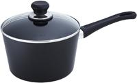 Scanpan Classic Black 3 Qt. Saucepan