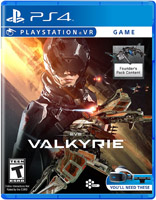 Sony PlayStation 4 VR EVE: Valkyrie Video Game