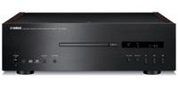 Yamaha Black Natural Sound Super Audio Compact Disc Player