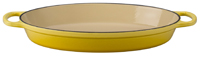 Le Creuset 2.25 Quart Soleil Oval Baker