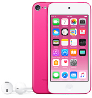 Apple 128GB Pink 6th Gen iPod Touch