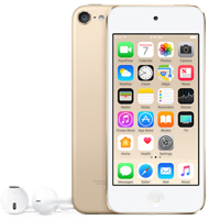 Apple 128GB Gold 6th Gen iPod Touch