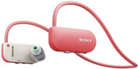 Sony 16GB Pink Wearable Music Player With Fitness Tracker