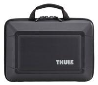 "Thule Gauntlet 3.0 Black 15"" MacBook Pro Attache Brief Case"
