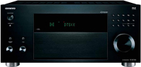 Onkyo 9.2-Channel Black Network A/V Receiver