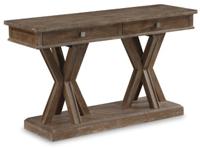 Flexsteel Hampton Rectangular Sofa Table