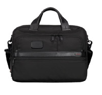 Tumi Alpha 2 Small Screen Expandable Laptop Brief -  adult